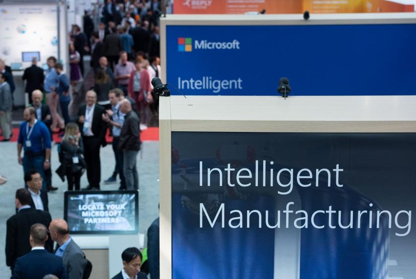 Umělá inteligence optimalizuje výrobu