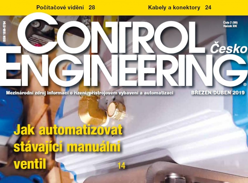 Control Engineering Česko, 2/2019