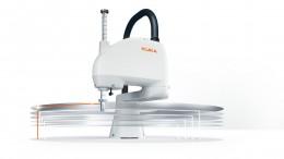 KUKA uvádí velmi rychlý a kompaktní robot KR SCARA