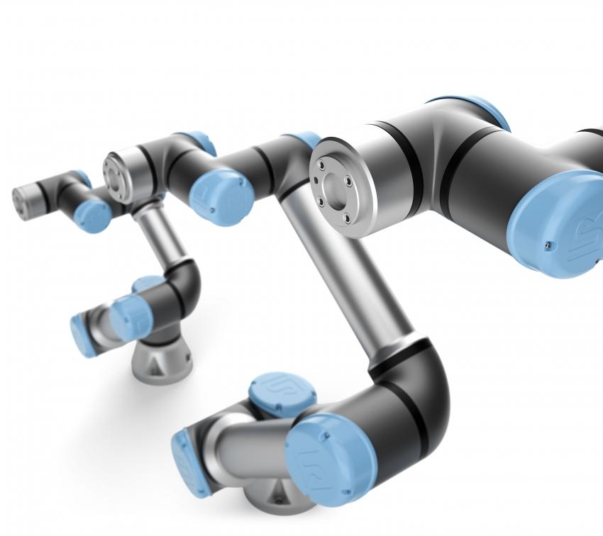 e-Series: Nejnovější generace technologie kolaborativních robotů