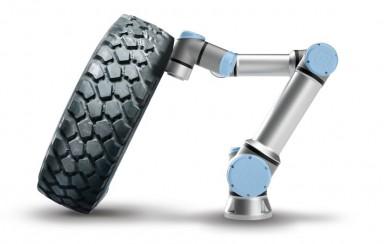 Seznamte se: Kolaborativní robot UR16e