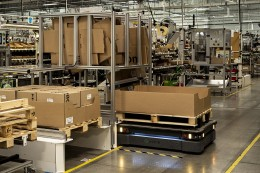 Autonomní mobilní roboty vroce 2020 – interní logistika i dezinfekce
