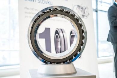 Rolling Future: SKF se zamyslelo nad budoucími 100 lety ve výrobě