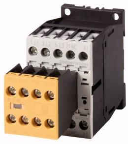 Zajištění strojní bezpečnosti pomocí přístrojů Eaton
