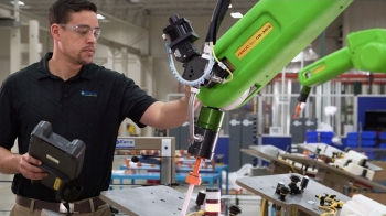 Použití kolaborativních robotů v netradičních odvětvích