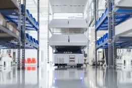 ABB připravuje akvizici společnosti ASTI, rozvinou novou generaci autonomních mobilních robotů