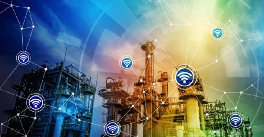 Integrace průmyslového internetu věcí