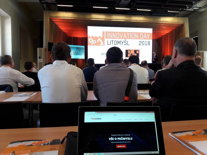 B&R Innovation Day 2018 zamířil do Litomyšle
