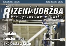 Řízení a údržba průmyslového podniku, 3/2020