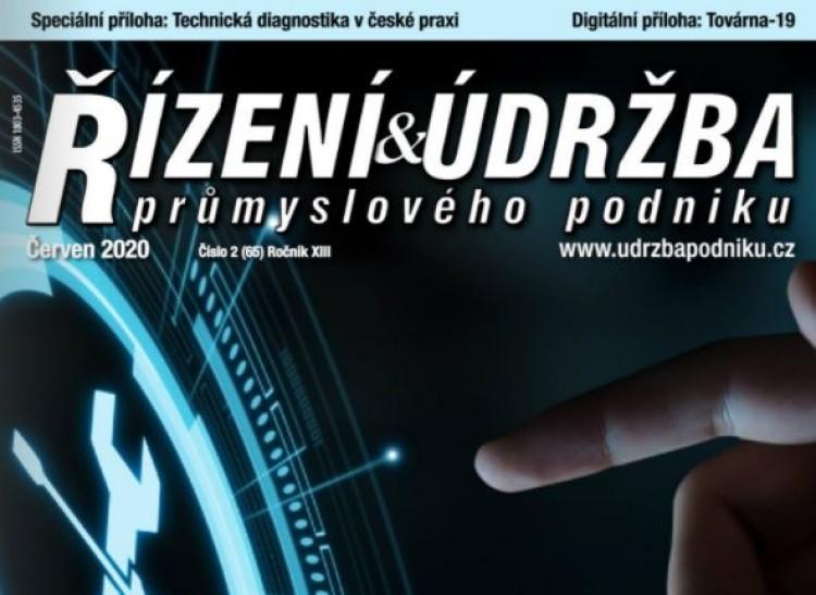 Řízení a údržba průmyslového podniku, 2/2020