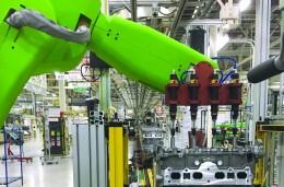 Bezpečná interakce člověka s robotem bez ohrazení