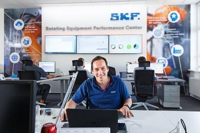 Služba SKF PULSE – prediktivní údržba na dosah ruky