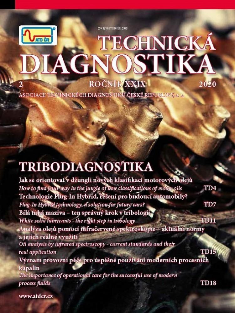 Technická diagnostika, 2/2020