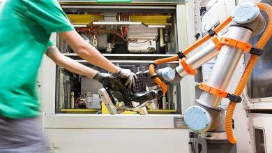 Kolaborativní roboty – Potenciál automatizace ve zpracování plastů a polymerů