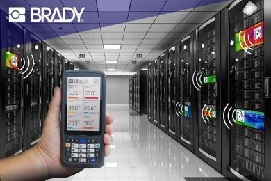 Snadný monitoring teplot díky samolepicím RFID etiketám