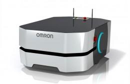 OMRON mobilní robot LD-250 pro přesun nákladů do 250kg