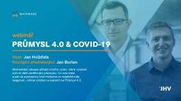 Průmysl 4.0 a Covid-19:  Díky novým technologiím a nástrojům mohou být dopady krize zmírněny