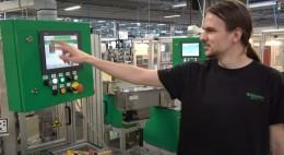 """Aplikace rozšířené reality (AR) v rámci konceptu """"Smart factory"""""""