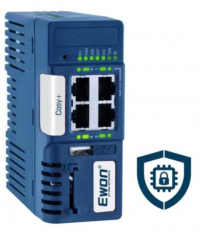 Ewon Cosy+ posouvá kybernetickou bezpečnost IIoT na novou úroveň