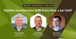 Digitální transformace B2B firem: Proč a jak řešit?