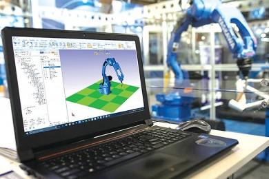 Off-line programování robotů ve světě covidu-19