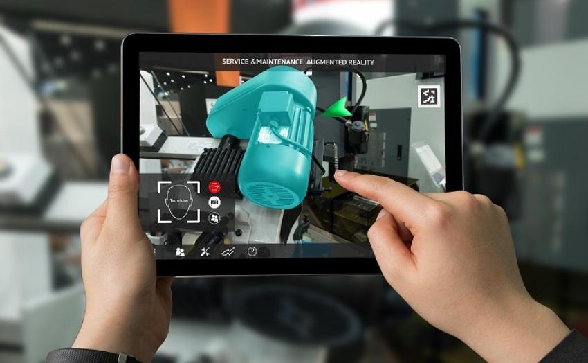 Moderní nástroje rozšířené reality se jeví jako nezbytná součást dovedností příští generace kvalifikovaných pracovníků