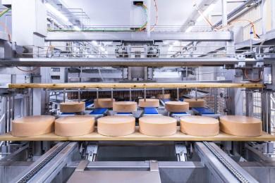 Konektory F&B Pro pro Kaesaro:Zralé řešení pro výrobu sýrů