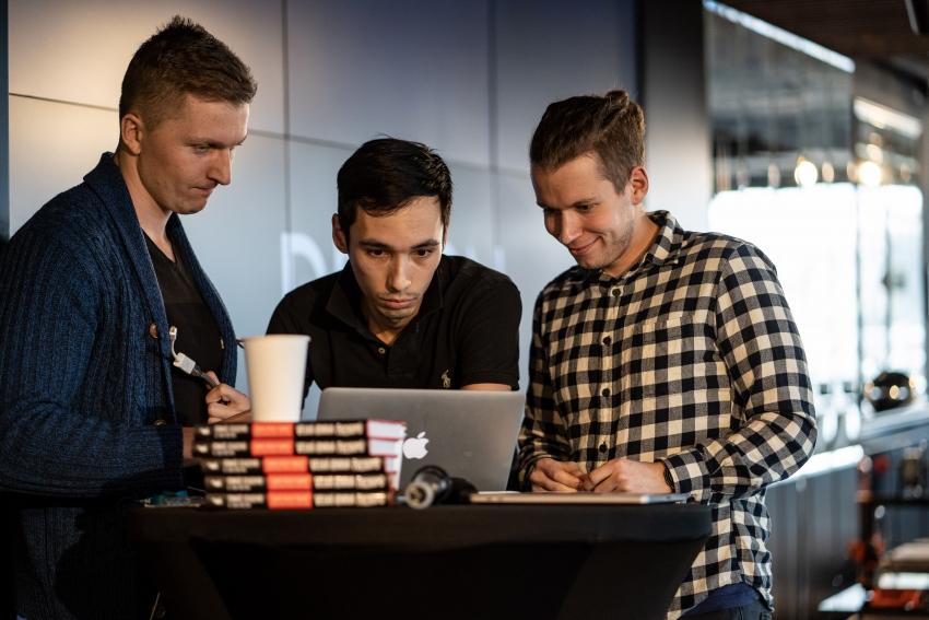 MachineMedic řešení uspělo na IoTea a aplikace se bude dále vyvíjet
