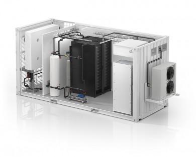 Schneider Electric představuje modulární datové centrum chlazené kapalinou