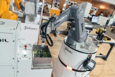 Technology Days 2019: Svěží vítr tuzemské výstavní robotiky