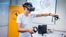 Continental v Brandýse: chytrá automatizace, roboti a virtuální realita