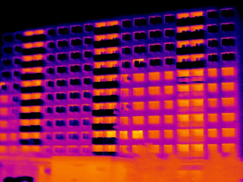 Infračervená termografie ve facility managementu