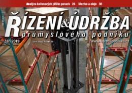 Řízení a údržba průmyslového podniku, 3/2019