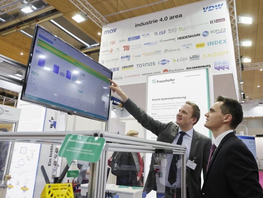 Chytré technologie motorem budoucí výroby