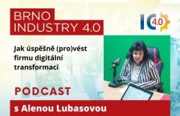 BRNO INDUSTRY 4.0: Jak úspěšně (pro)vést firmu digitální transformací?