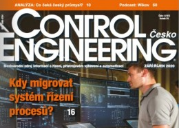 Control Engineering Česko, 4-5/2020