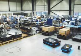 Autonomní mobilní roboty ve společnosti Koch Industries