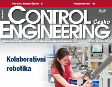 Control Engineering Česko, 1/2020