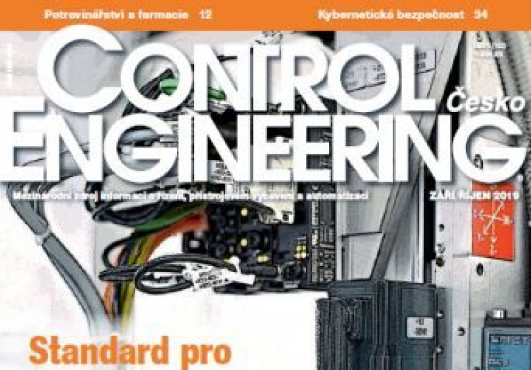 Control Engineering Česko, 5/2019