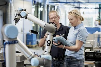 Snižování rizika pracovních úrazů dílem automatizace