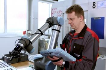 Kolaborativní roboty: od jednoduchých aplikací ke složitějším