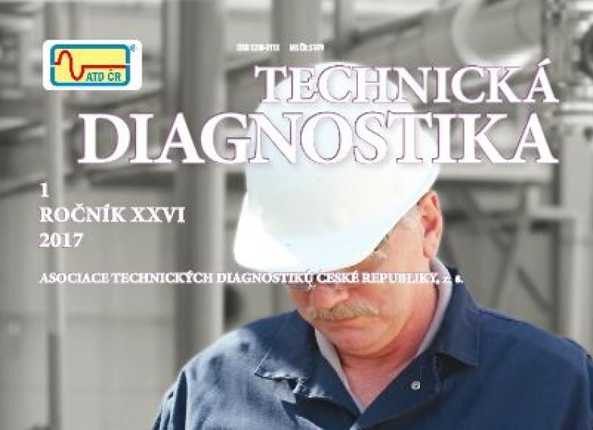 Technická diagnostika, 1/2017