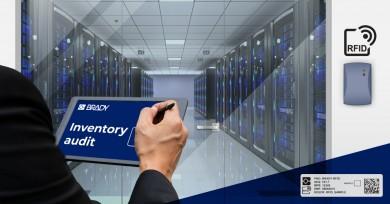 Webinář: Efektivní řízení zásob a majetku datového centra pomocí RFID etiket