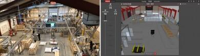 Sewio pomáhá digitalizovat dánskému VELUXU