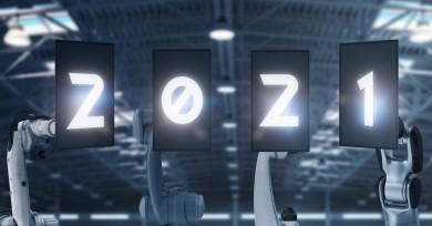Logistický rok 2021 z pohledu automatizace a digitalizace