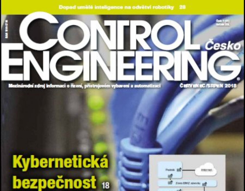 Control Engineering Česko, 4/2018