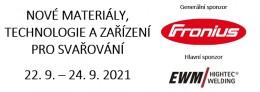 Pozvánka na seminář Nové materiály, technologie a zařízení pro svařování