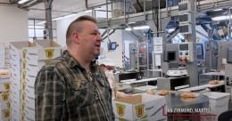 Ověření technologie Neuron soundware ve výrobě brambůrek