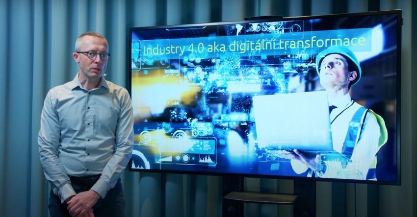 Digitalizace ve výrobní (textilní) firmě